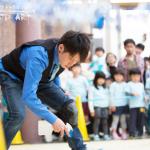 2018.04.01 ブルーライトアップ オープニングセレモニー 出演