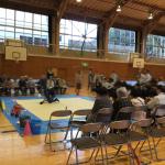 11月26日(火)岩国市立美川小学校にて人権教育講演会